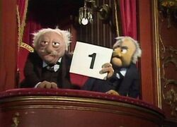 Waldorf and Statler 2