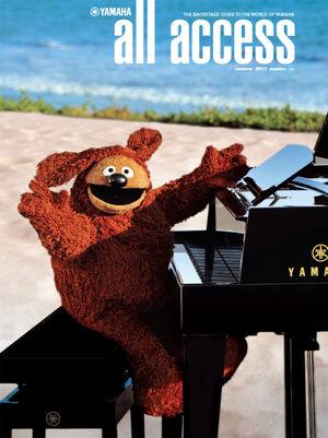 Yamaha All Access summer 2011 issue 22