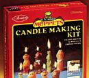 Muppets Candle Making Kit