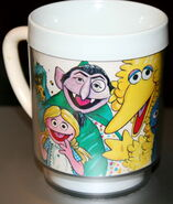 Dawn 1978 joe mathieu plastic sesame cup 3