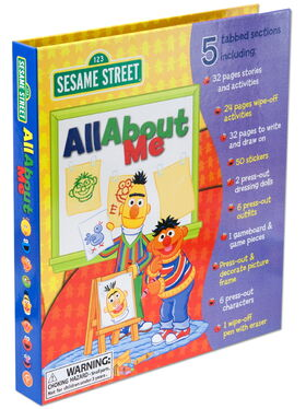 AllAboutMeActivityCenterBook