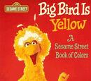 Big Bird Is Yellow