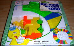 Lewco 1986 big bird melody train 1