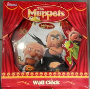 Clock wall sw 2