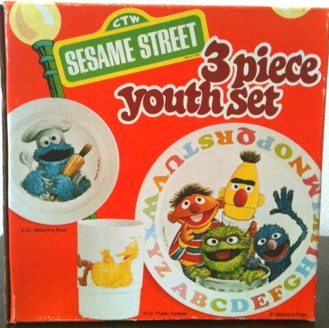 File:Demand marketing 1977 melamine dinnerware plate bowl mug 1.jpg