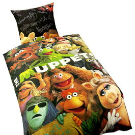 Global labels germany muppets bedding