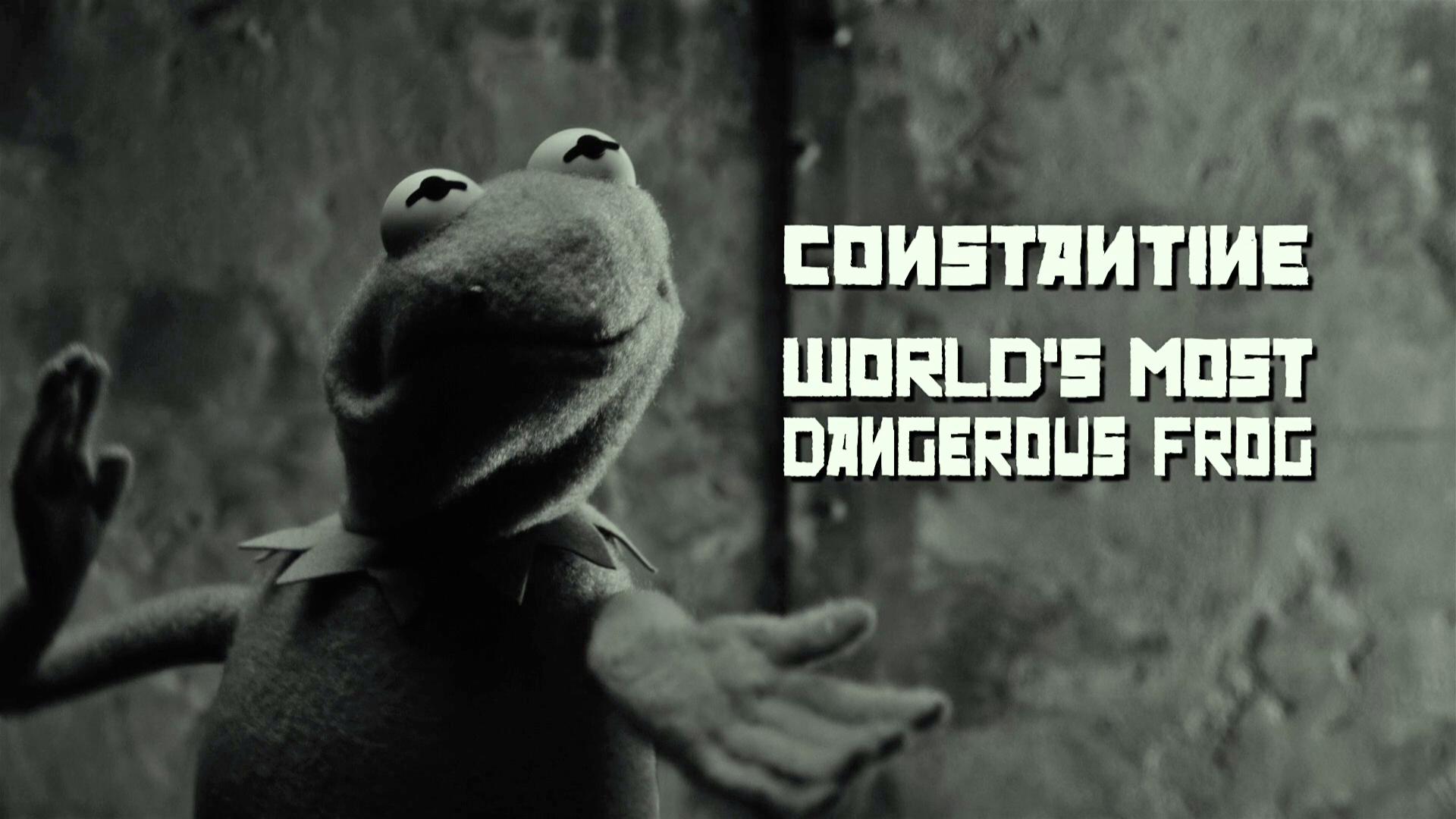 Constantine Muppet Wiki Fandom Powered By Wikia