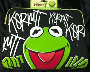 Loop nyc kermit laptop sleeve 2010