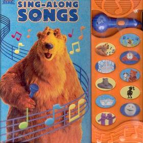Sing-Along Songs (Bear book)
