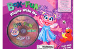 Abby Cadabby's Box of Fun: Rhyme with Me