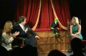 Kermit Oxford Union footage
