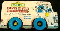 Trucks in Your Neighborhood
