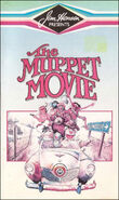 Muppet movie argentina vhs