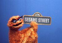 Oscar ctw sign 1969