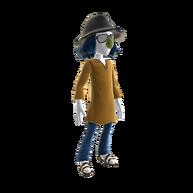 Xbox - zoot costume