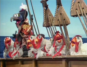 Anchors Aweigh Gonzo