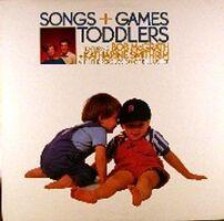 SongsGamesToddlersLP