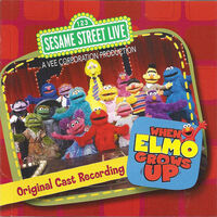 When Elmo Grows Up (soundtrack)