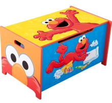 Delta children's products 2011 toy box