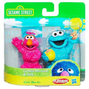 Hasbro figures cookie telly 2