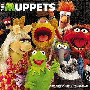 TheMuppets-WallCalendar-2016-front