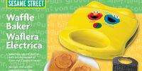 Sesame Street Waffle Baker
