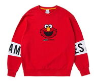 Pancoat sweatshirt elmo red