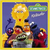 Sesamstrasse 2001 kalendar