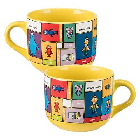 File:Vandor sesame street soup mug 20 oz ceramic 2016.jpg