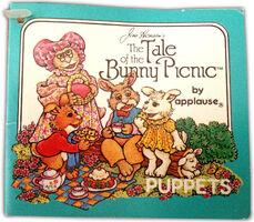 Bean Bunny Tag