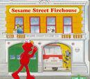 Sesame Street Firehouse (book)