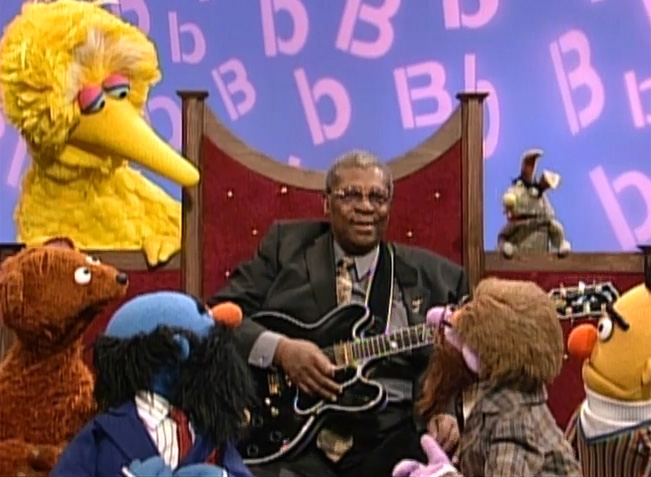 B B King Song Muppet Wiki Fandom Powered By Wikia
