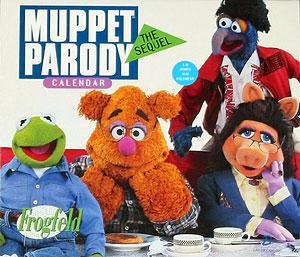Calendar.muppets1997