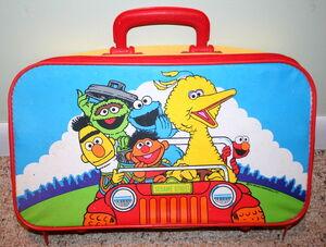 ERO industries suitcase
