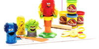 Sesame Street Fuzzy Pumper Activity Set