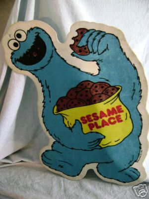 File:Sesame Place wall hanging Cookie Monster.jpg
