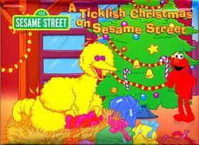 TicklishChristmasOnSesameStreet