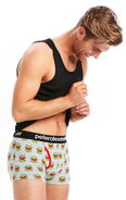 Peter alexander mens kermit trunk