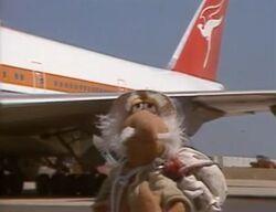 Matt airplane