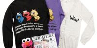 Sesame Street shirts (Spiral Girl)