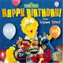 Happy Birthday from Sesame Street (album)