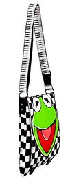 Loop nyc crossbody bag kermit 2