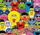 Sesame Street Character Song Album