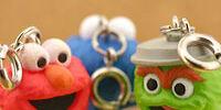 Sesame Street neck straps