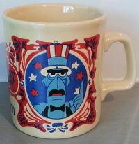 Kiln craft 1979 mug sam eagle 1