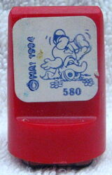 Stampos gonzo stamp 1984