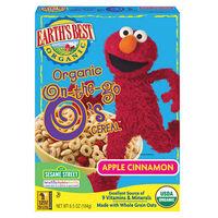 Apple Cinnamon Organic On-the-go O's Cereal
