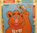 Muppet puzzles (Playskool)