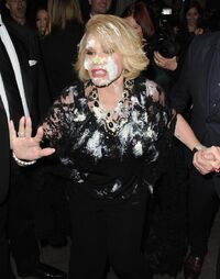 Joan rivers qvc
