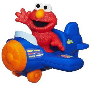 Playskool elmo with airplane 2